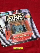 Vintage STAR WARS IMPERIAL TIE BOMBER Die Cast Metal MOC 1997 GALOOB 66260 ESB