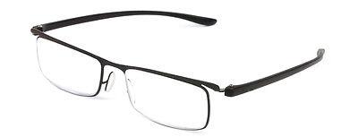 Designer Mens Womens Metal Reading Glasses Readers 1.0 1.5 2.0 2.5 3.0 3.5 4.0