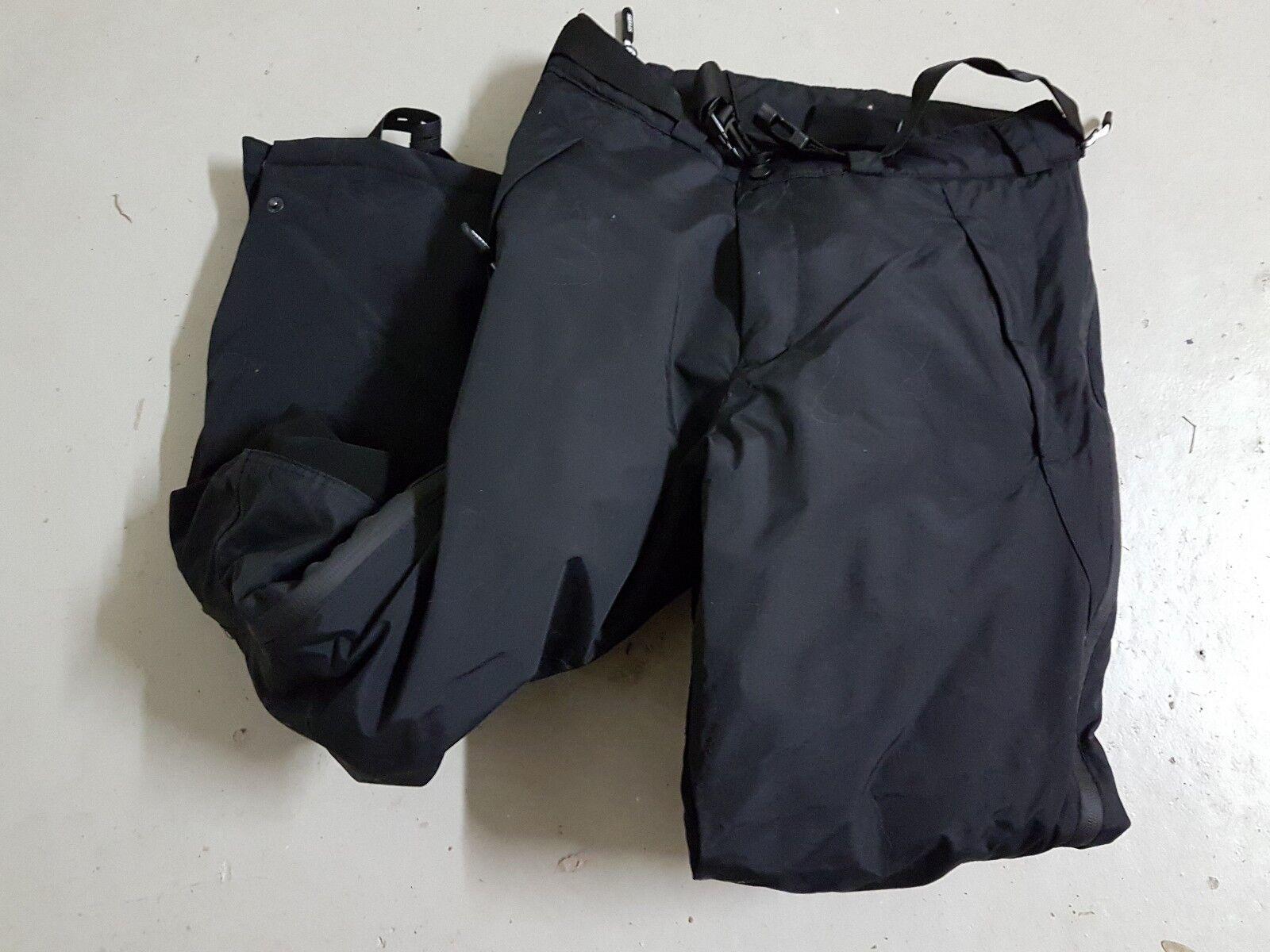 Winterreithose / Überziehhose/ Thermohose schwarz Steeds XS schwarz Thermohose mit Besatz a1f690