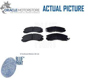Nuevo-conjunto-pastillas-de-freno-delantero-de-impresion-Azul-Almohadillas-de-frenado-Original-OE