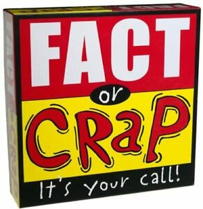 Fact-Or-Crap-It-039-s-Your-Call-Card-Board-Game-Box-Set-Imagination-Entertainment