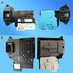 Interrupteur de verrouillage de porte 110-120V pour lave-linge LG EBF61317801