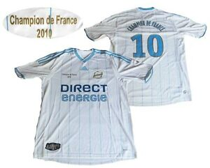 Olympique-Marseille-OM-Maillot-Home-2009-10-Adidas-Domicile