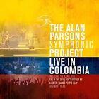 Alan Parsons Symphonic Project Live in Colombia 3lp Vinyl