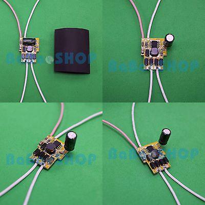 10pcs AC/DC Driver 12V Power Supply 4-7x1W for LED Lamp Light 4W 5W 6W 7W car