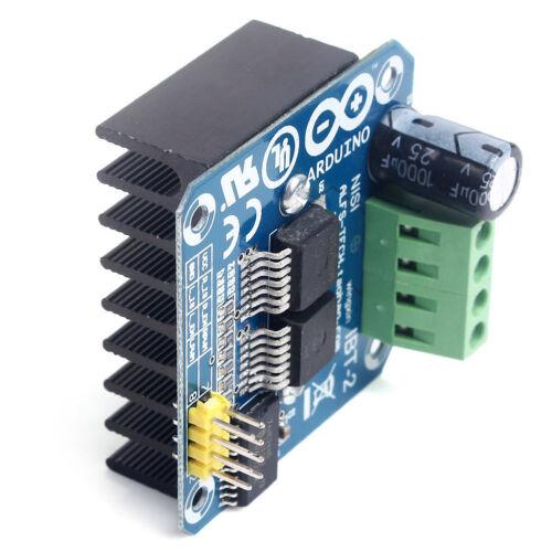 High Power Motor Driver Module bts7960b 43a Arduino robot intelligente del veicolo