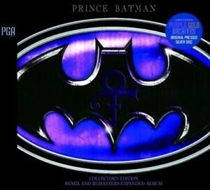 PRINCE-BATMAN-Collector-039-s-Edition-Remix-And-Remasters-Expanded-Album-2-CD-F-S