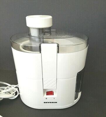 Entsafter, elektrisch Severin ES 3551, 150W, 500ml *top Zustand | eBay