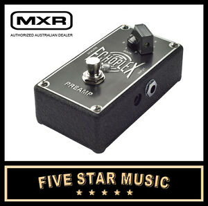 mxr echoplex preamp tape echo effects pedal ep101 jim dunlop new. Black Bedroom Furniture Sets. Home Design Ideas