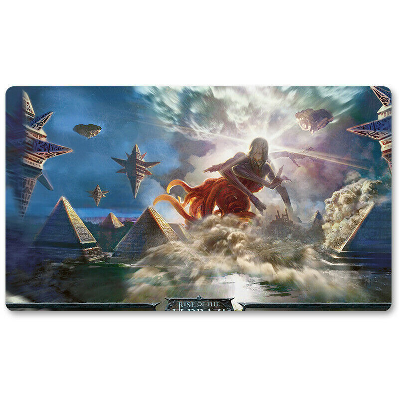 All Is Dust - Board Game MTG Playmat Games Mousepad Tab
