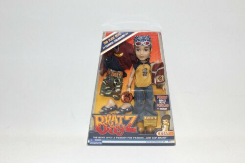 Bratz Boyz The Funk Out Collection Eitan Doll NEW OLD STOCK