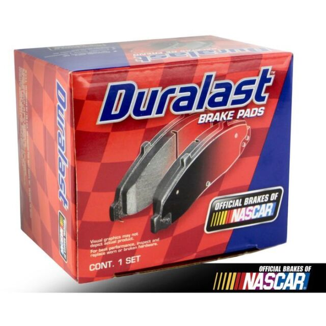Duralast Brake Pads >> Disc Brake Pad Duralast D Brake Pad Rear Duralast By Autozone D1161