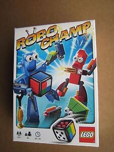 LEGO Games Robo Champ 3835 Age 6 FREE POST - Timperley, United Kingdom - LEGO Games Robo Champ 3835 Age 6 FREE POST - Timperley, United Kingdom