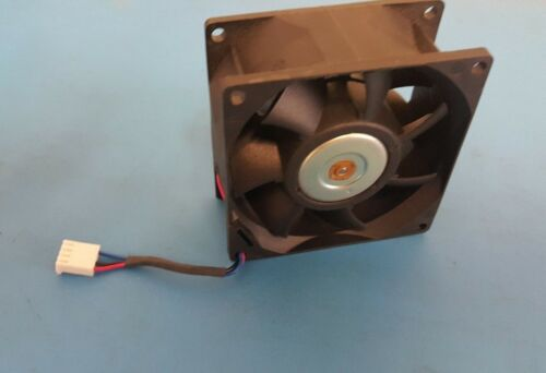12VDC FFB0812EHE-F00 Extreme High Airflow FAN 80x38 mm 1.35A 3 Pin DELTA