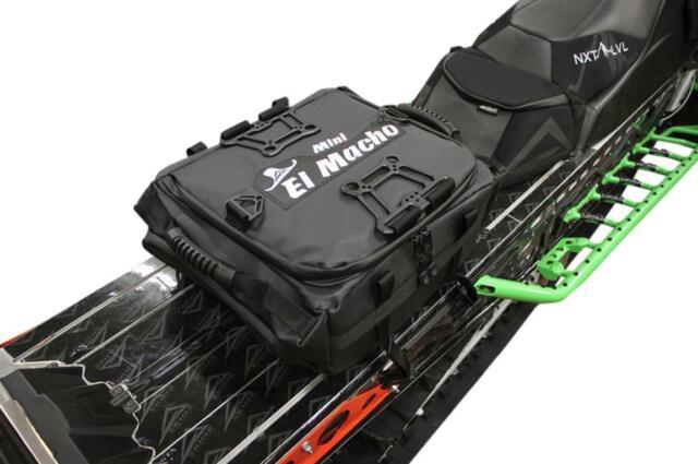 Skinz Protective Gear Tunnel Pak Black PTP335BK