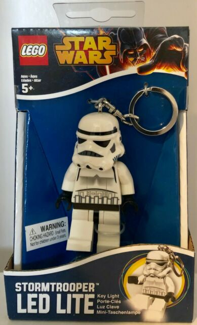 LEGO STAR WARS Porte Clés Darth MAUL LED Keychain