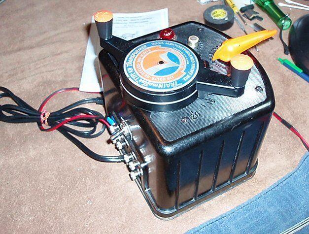 Puedo reconstruir su Kw Transf AC Cable del interruptor silbato Bell diodos rodillos CIR BKR