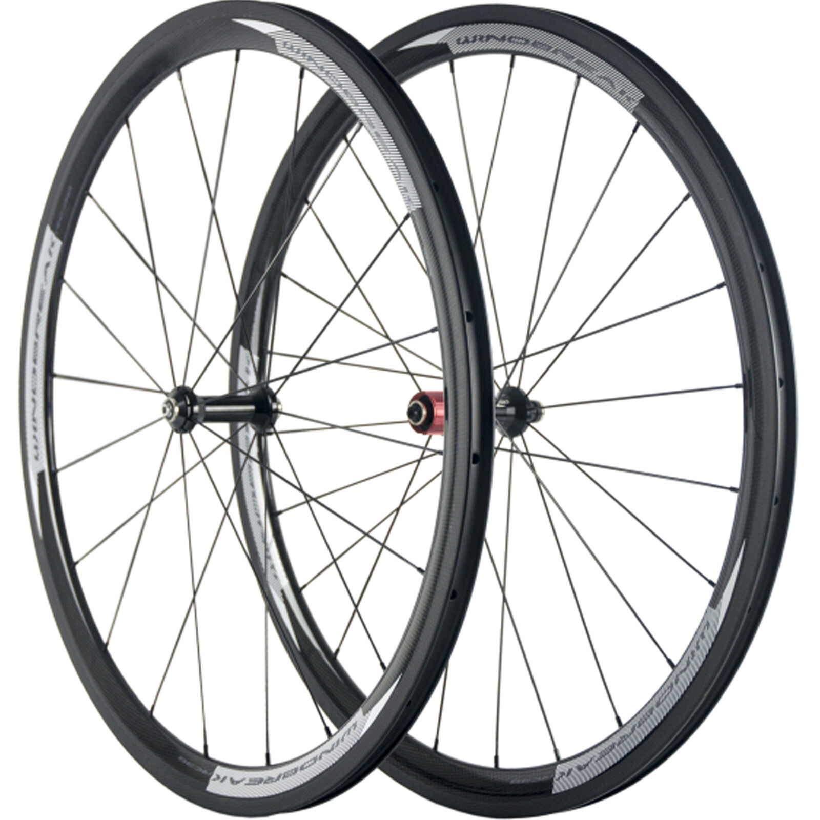 WINDBREAK T700 Carbon Wheel 38mm Road Bicycle Carbon Wheels Wheelset Clincher
