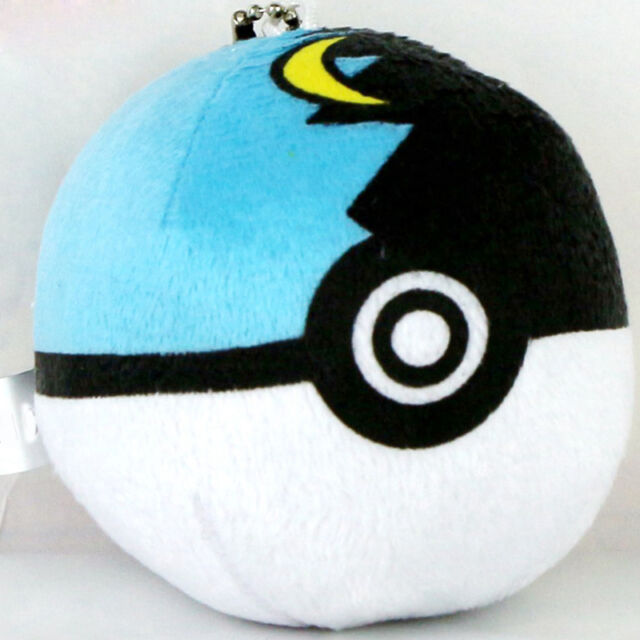 1X Pokemon Plush Toy Soft Stuffed Animal Doll Poke Ball Throw Pillow Cushion