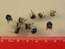Trimming Cermet Potentiometer 470KOhm Screw Adjust 10 pieces OM1071C