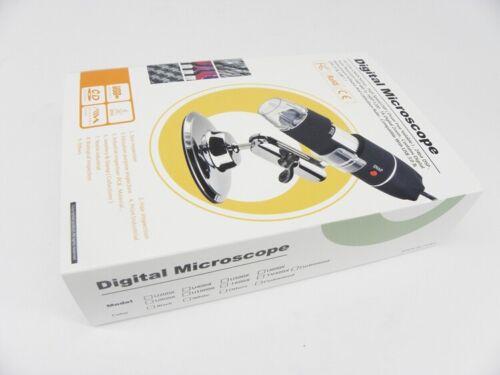 1000X USB Digital Microscope Endoscope Camera Microscopio Magnifier with 8 LED