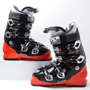 Details zu Salomon Impact X 100 Herren Skischuhe Flex 100 MP26 größe 41 Modell 2016 (BL497)