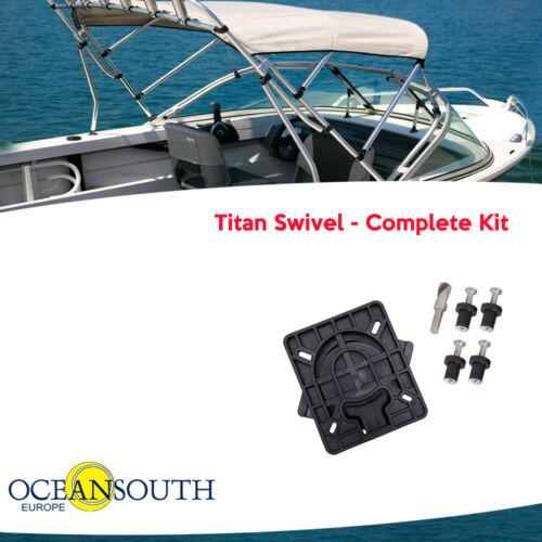 Complete Kit Oceansouth Titan Swivel