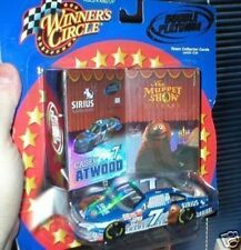 CASEY ATWOOD MUPPETS CAR DOUBLE PLATINUM 1/43 SCALE