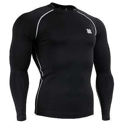FIXGEAR CPL-BS Compression Base Layer Skin-tight Shirts Gym MMA Jujitsu Boxing