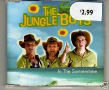 (B15) The Jungle Boys, In The Summertime - 2004 CD