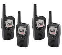 (4) Cobra Cx312 23 Mile 22 Channel Frs/gmrs Walkie Talkie 2-way Radios W/ Vox on sale