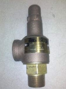 Image Is Loading Dresser 1478 Consolidated Safety Valve