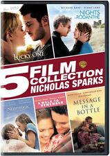 NICHOLAS SPARKS 5 FILM FAVORITES - DVD - Region 1