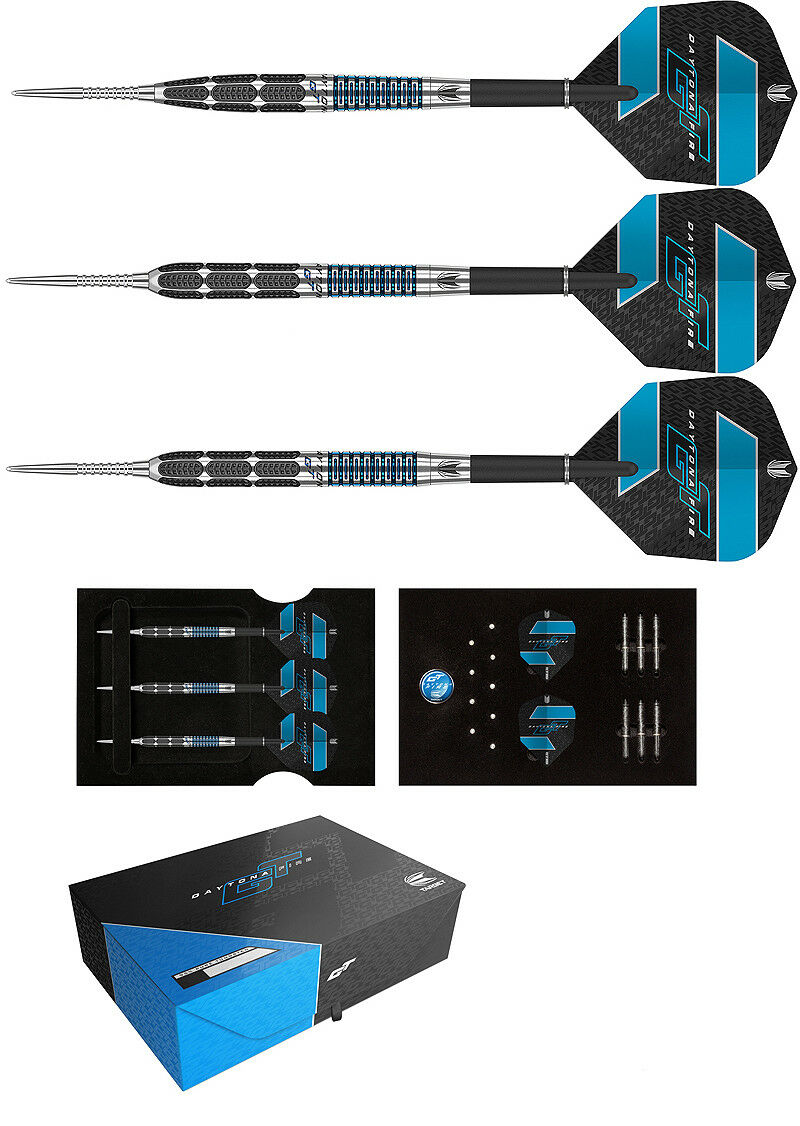 Darts TARGET Daytona Fire GT Steeldarts - Dart Set