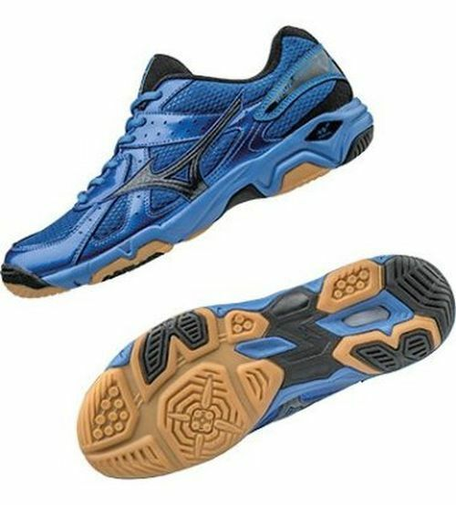 Mizuno Wave Twister 4 Unisex's Volleyball Badminton Indoor Shoes V1GA157094 A Scarpe classiche da uomo