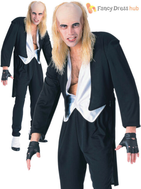 Riff Raff The Rocky Horror Picture Show Horror Halloween Mens Costume STD