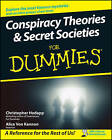 Conspiracy Theories and Secret Societies For Dummies by Alice Von Kannon, Christopher Hodapp (Paperback, 2008)