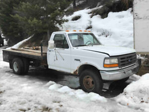 1995 Ford F 450