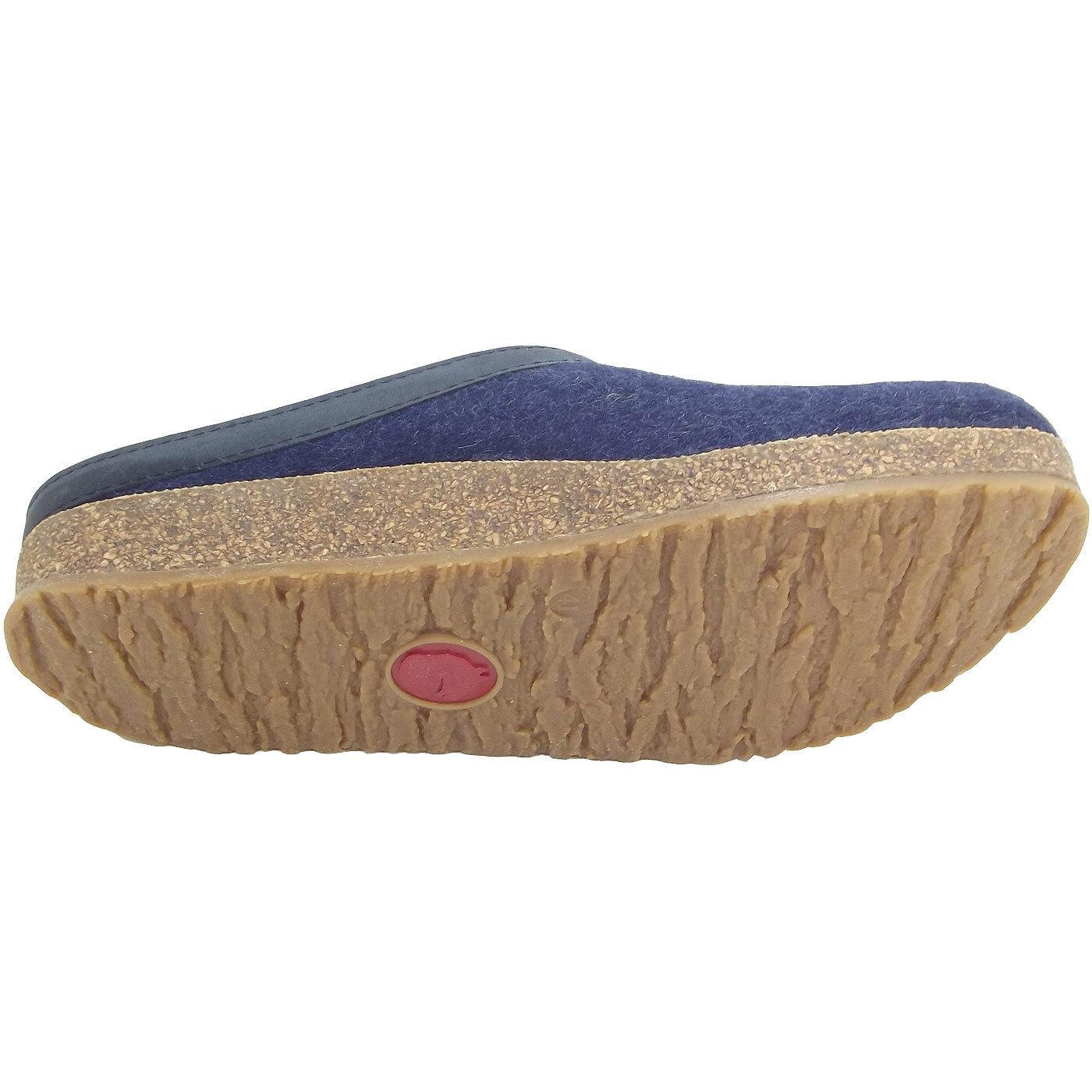 Haflinger Grizzly Grizzly Haflinger Torben Unisex Pantoffeln jeans 609873