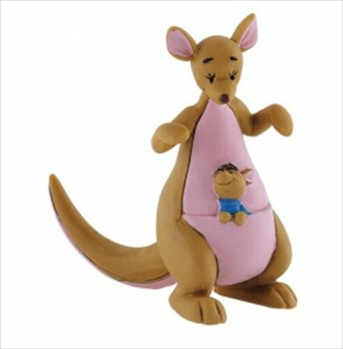 Official Bullyland Disney Winnie The Pooh Figures Toys Cake Topper Toppers