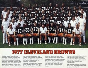 NFL-1977-Cleveland-Browns-Team-Picture-Color-8-X-10-Photo-Picture