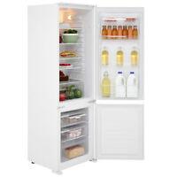 Fridgemaster Mbc55275 A+ Fridge Freezer 70/30 54cm Built In White