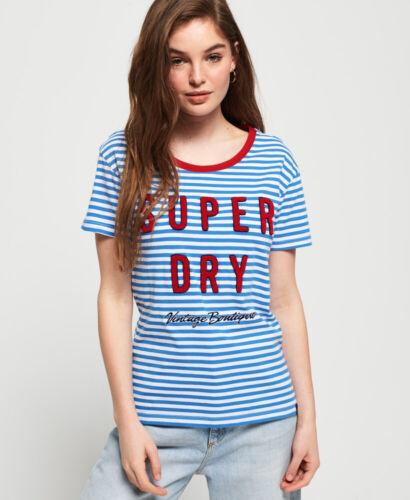 Superdry Womens Payton Graphic T-Shirt