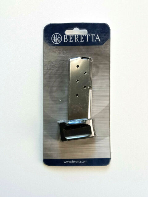 Beretta JMAPXCARRY8 APX Carry 9mm 8-rounds Stainless Steel Magazine for sale online