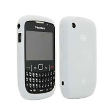 OEM White Gel Skin Case Blackberry Curve 8500 8520 8530 Original NEW