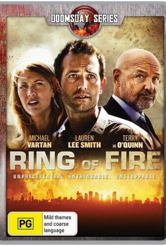 1 of 1 - RING OF FIRE, DOOMSDAY SERIES, MICHAEL VARTAN, REGION 4, NEW & SEALED, FREE POST