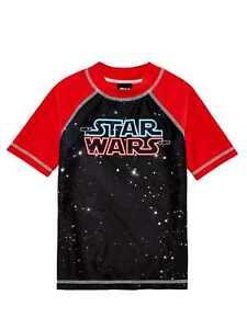Star Wars Last Jedi Rash Guard For Boys