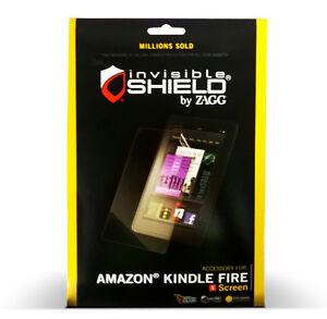 Zagg InvisibleShield for Amazon Kindle Fire Screen