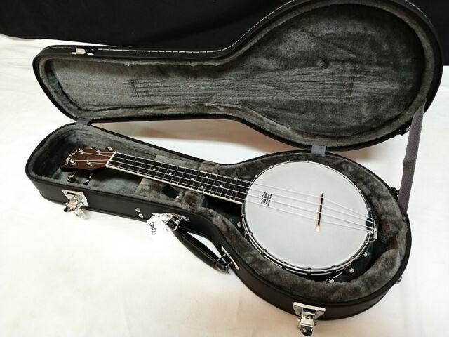 Takamine Guc1 Concert Ukulele W Hard Case For Sale Online Ebay