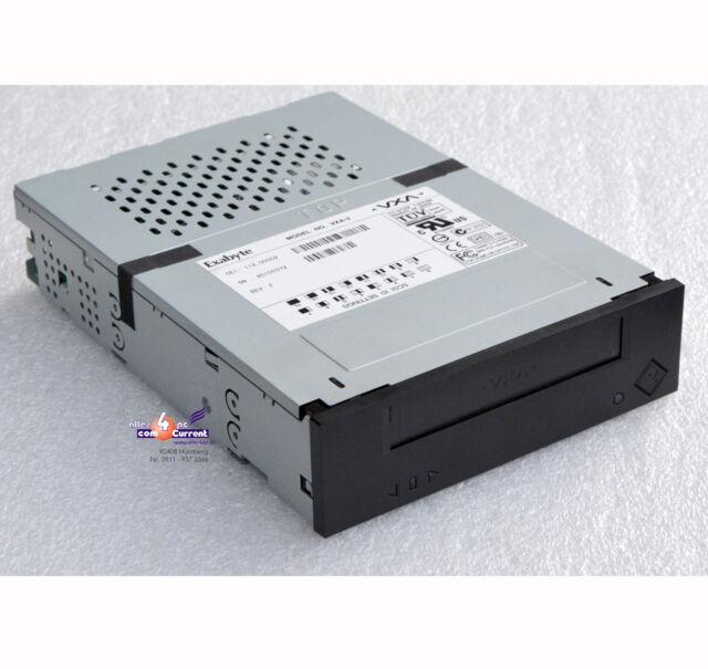 EXABYTE VXA-2 SCSI TAPE DRIVE WINDOWS VISTA DRIVER DOWNLOAD